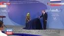 Путин заложил камень в основание культурного центра в Сингапуре