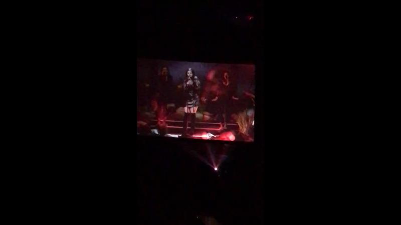 Lana Del Rey Serial Killer Live @ Air Canada Centre LA To The Moon Tour