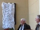 Торжественное открытие памятной доски в честь основателя и первого директора Пулковской обсерватории В.Я.Струве