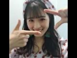 ガールズアワードでランウェイを歩く直前の大園桃子さんです - - めちゃくちゃ緊張して何度もウォーキングの練習してました #Nogizaka46 #Nogi_Satsu #NogiSatsu #OzonoMomoko #Ozono_Momoko