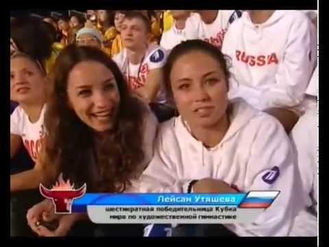 Большие гонки (Первый канал,19.10.2008)