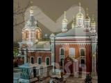 Возбудили дело на мужчину, напавшего на храм в Москве