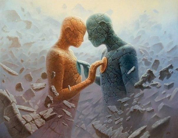 самый большой дар, который мы можем преподнести страдающему – это наша целостность. слушание – это, пожалуй, самый древний и самый мощный инструмент исцеления. зачастую именно качество нашего внимания, а не наши мудрые слова способствуют самым