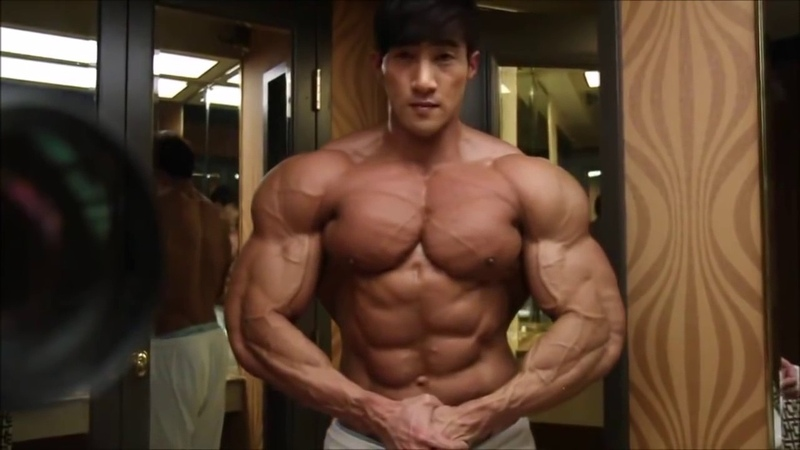 Shredded Korean bodybuilder chul soon Posing updateShredded Korean bodybuilder chul soon Posing upda