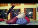 Anthonys bean bag swan dive