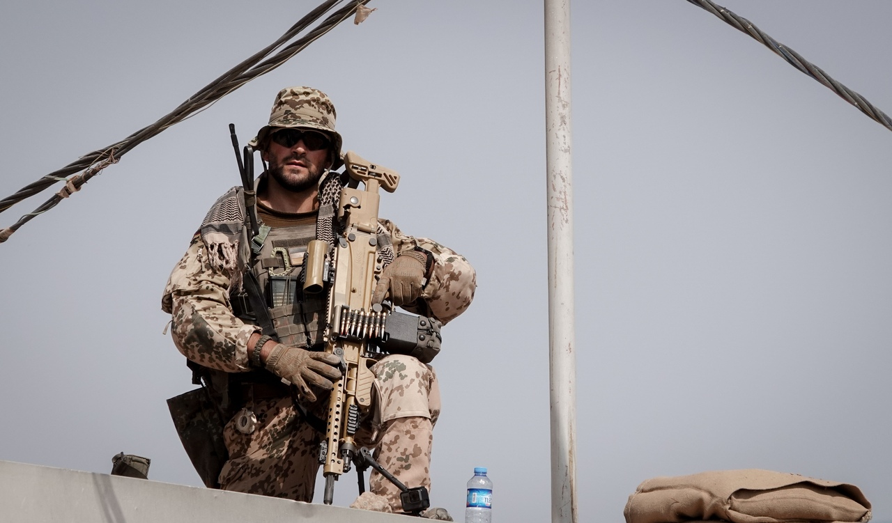 В Германии приняли решение по участию бундесвера в борьбе против ИГ в Сирии и Ираке