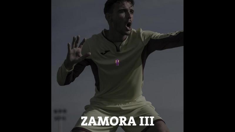 Вратарская форма Zamora III