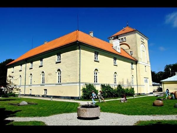 ВИНДАВСКИЙ ЗАМОК, Вентспилс(Виндава) (III) Ventspils viduslaiku pils (Castle)Schloß Windau,Windau