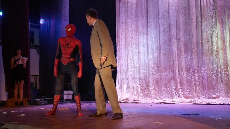 2 66 Dmitry Parker Gaudis Человек паук Джей Джона Джеймсон Spider Man