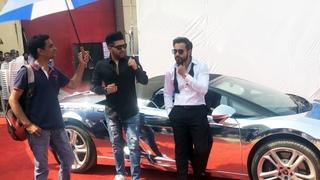 Cheat India Song Shooting | Emraan Hashmi And Guru Randhawa