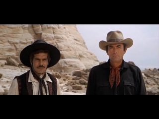 «Золото Маккенны» (1969) - вестерн, реж. Дж. Ли Томпсон HD 1080