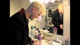 AARON CARTER Backstage Interview THE FANTASTICKS! - YouTube