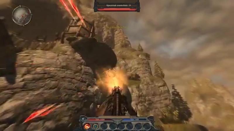 Divinity 2_ Developers Cut - Прохождение 23_ Огнедышащий дракон