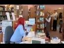6 кадров Нарезка из передачи о книгах и библиотеках