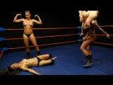 Ariel X &amp Skylar Rene vs Nicole Oring &amp Darcie Dolce