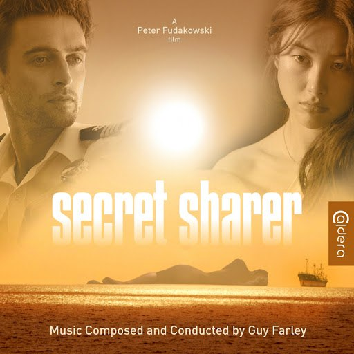 Guy Farley альбом Secret Sharer (Original Motion Picture Movie) [A Peter Fudakowski Film]