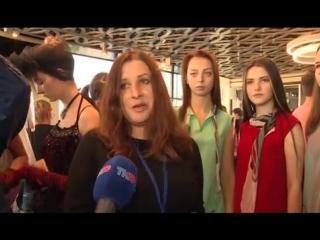 SigmaScouting Рязань  Backstage📷: Наши модели в большом составе на Конкурсе Русский Силуэт 😎