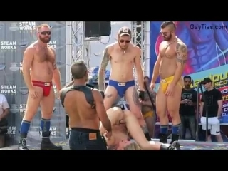 Folsom street fair 2017
