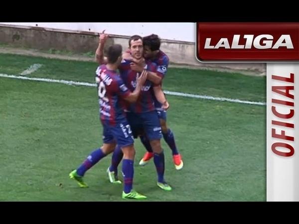 Resumen de SD Eibar (1-0) Córdoba CF - HD