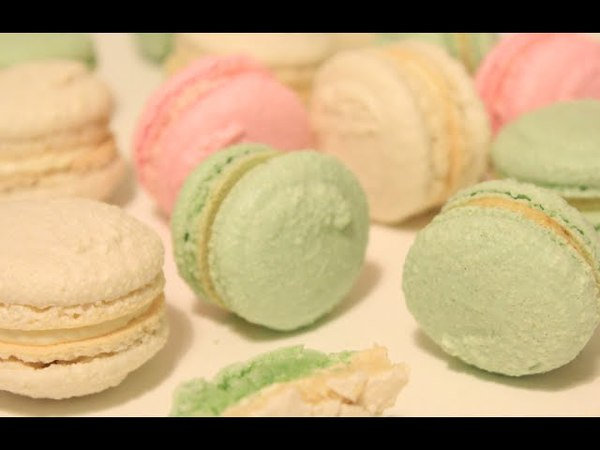 Макарон простой рецепт / Macaron / French Macaron