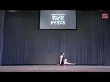 BEST DANCE SHOW SOLO :ЛАРИОНОВА АННА