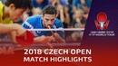Marcos Freitas vs Yoshimura Maharu | 2018 Czech Open Highlights (R16)