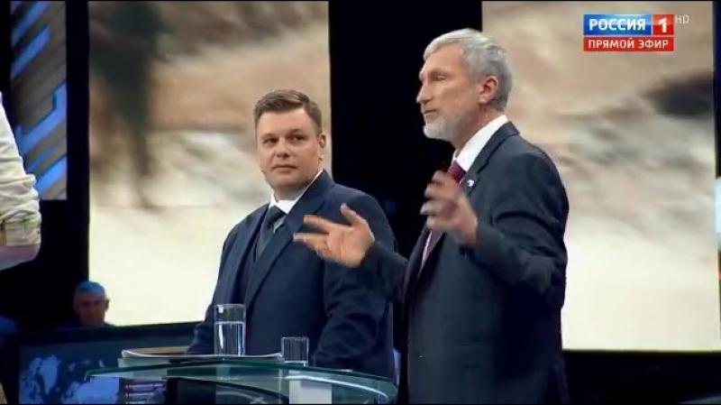 19 апреля 2018 года Журавлев: вся суть современного международного права Запада - если вас обвинили, то вы уже виноваты