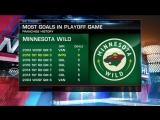 NHL Tonight: Wild Win Game 3 Apr 15, 2018