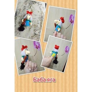 кукольный театрвязаные пальчиковые перчаточные вконтакте
