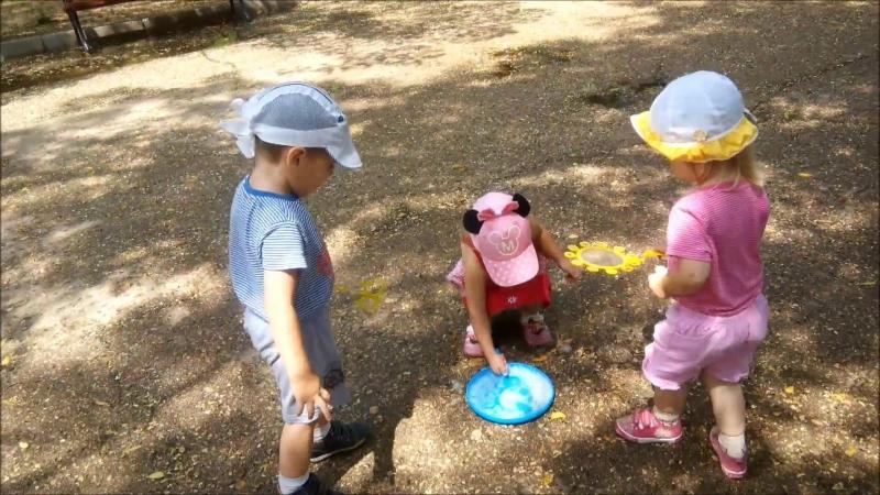 Вместе весело шагать по просторам ДЦ Маленькие Гении