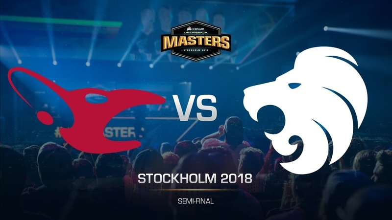 Mousesports vs North - DH MASTERS Stockholm - Semi-final - map3 - de_mirage [Godmint, SSW]