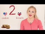 TOP 10 AMERICAN vs BRITISH FOOD DIFFERENCES _ English Vocabulary Lesson