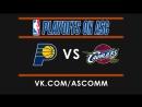 NBA   Pacers VS Cavaliers