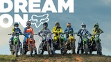 FOX MX 18 DREAM ON RICKY CARMICHAEL, RYAN DUNGEY, CHAD REED, AUSTIN FORKNER