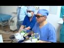 Детали уникальной операции: свинка Роза - первый пациент российского робота-хирурга