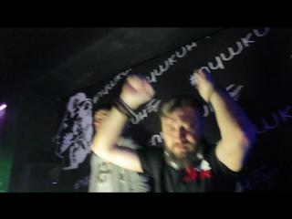 Выступление DJPRomo в Пушкин баре .