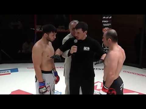 ACB 2: Mahir Mamedov vs. Guseyn Omarov