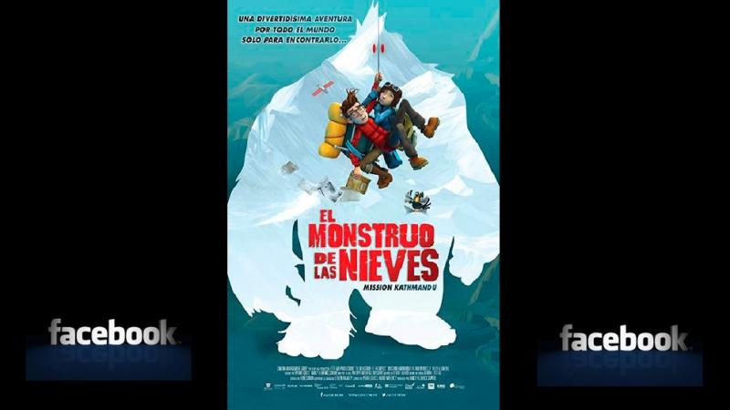 El Monstruo de las nieves Pelicula completa Español Latino