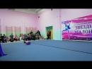 Янушка мечтательная гимнастка