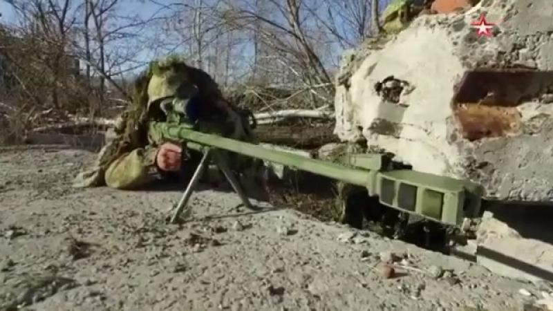 Контрольная проверка Ульяновского соединения ВДВ