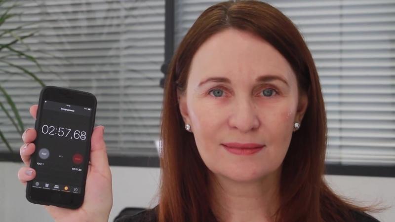 AGELESS - ампулы мгновенного омоложения, видеобзор Ageless до-после