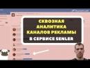 Конверсия подписчиков в клиенты и сквозная аналитика рассылок ВК в Senler