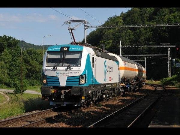 Vlaky Adamov 21.5.2018