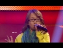 Laura Kamhuber Luisa Laurin Because Of You The Voice Kids 2013 Battle