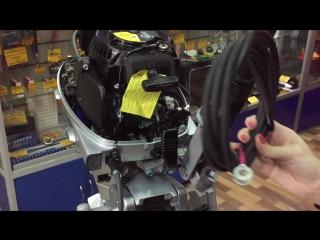 Обзор: лодочный мотор Honda BF 10 DK2 SHU