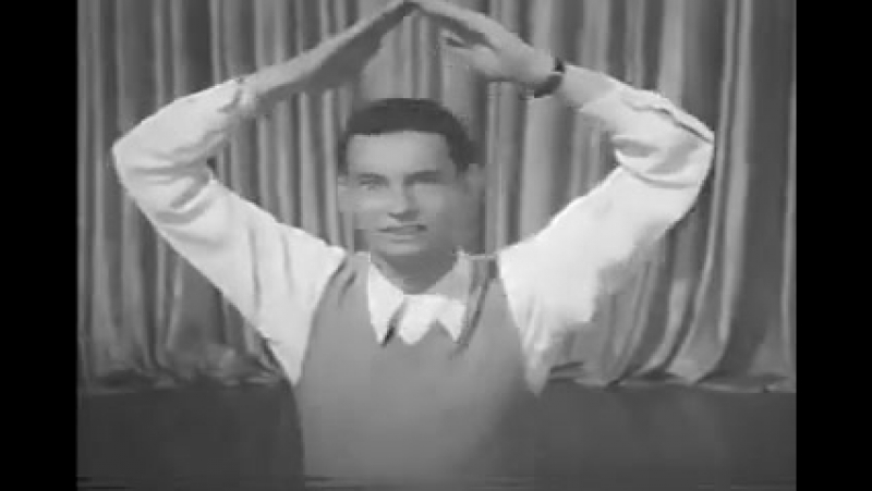 Groovie Movie (1944) (Lindy Hop funny instructional video)
