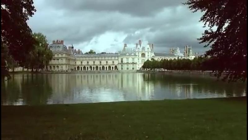 Французский дворец Фонтенбло (Chateau de Fontainebleau)