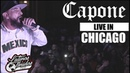 Capone LIVE Performence 2018 In Chicago Latinos Unidos Fest CHICANO RAP 2018