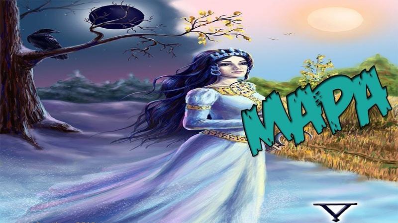 Боги Славян: Мара - богиня смерти