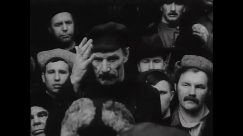 Рождённая революцией_ Выборы милиционеров